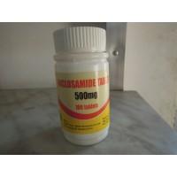 niclosamide tablets 500mg