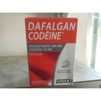 Dafalgan codeine