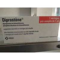 Diprostène injectables