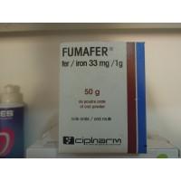 FUMAFER fer +iron 33mg/1g