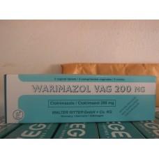 WARIMAZOL VAG 200MG