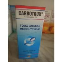 carbotoux carbocisteine 5%