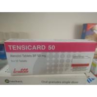 tensicard 50