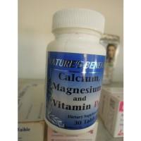 nature's calcium magnésium vitamine D3