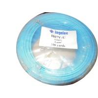 Rouleau Cable  Bleu claire (100m) 1x2,5 INGELEC