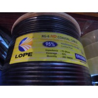 Cable coxial lope 95%